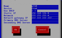 linux centos永久设置IP地址的方法