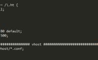 设置Nginx服务器禁止通过IP地址访问